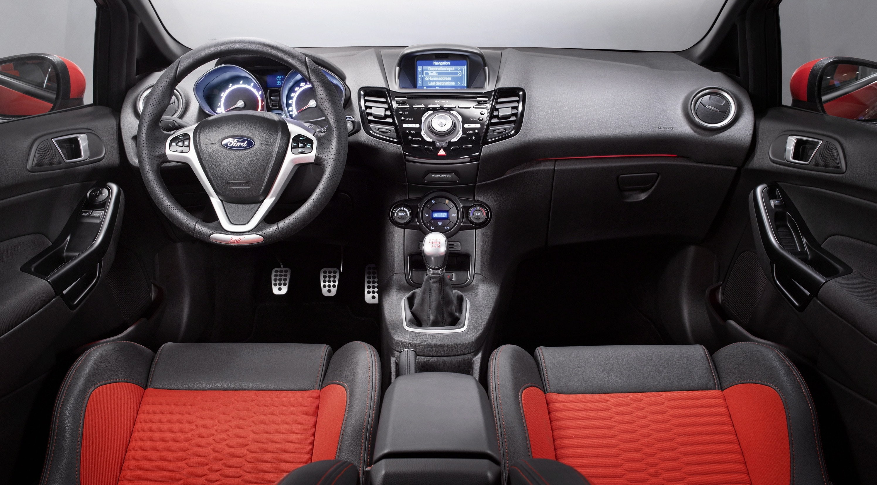 Although The ST 2 Satisfies Most Customers, Ford Found A Large Number Were  Still Complaining Some Essential Items Were Relegated To The Options List. Design Inspirations