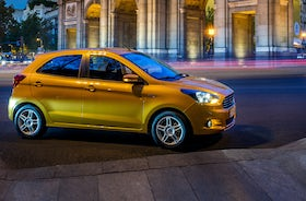 New Ford Ka Review Carwow