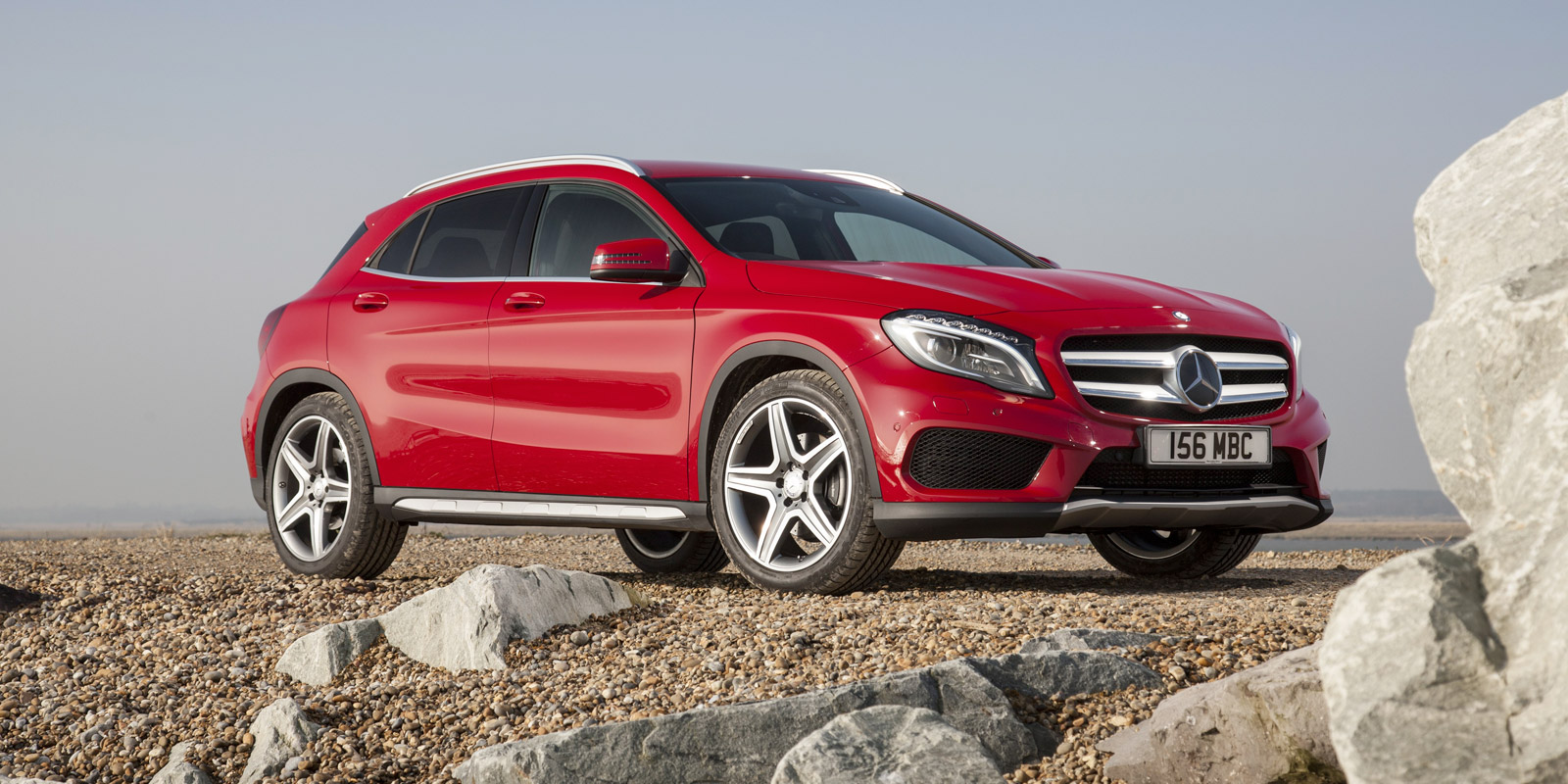 Mercedes Gla Colours Guide And Prices Carwow