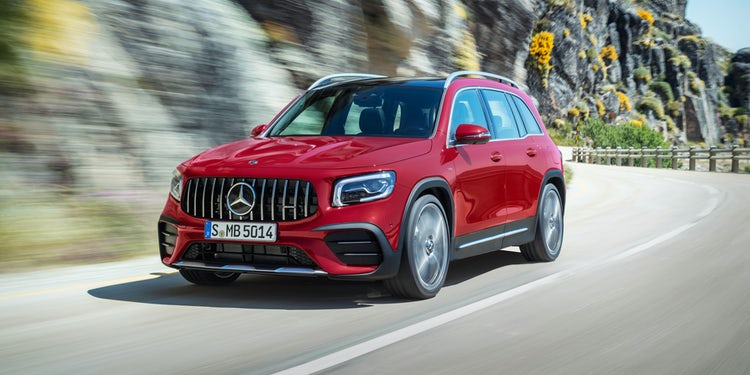 2020 Mercedes-Benz GLB: Specs, Design, Price >> 2020 Mercedes Amg Glb 35 Suv Price Specs And Release Date