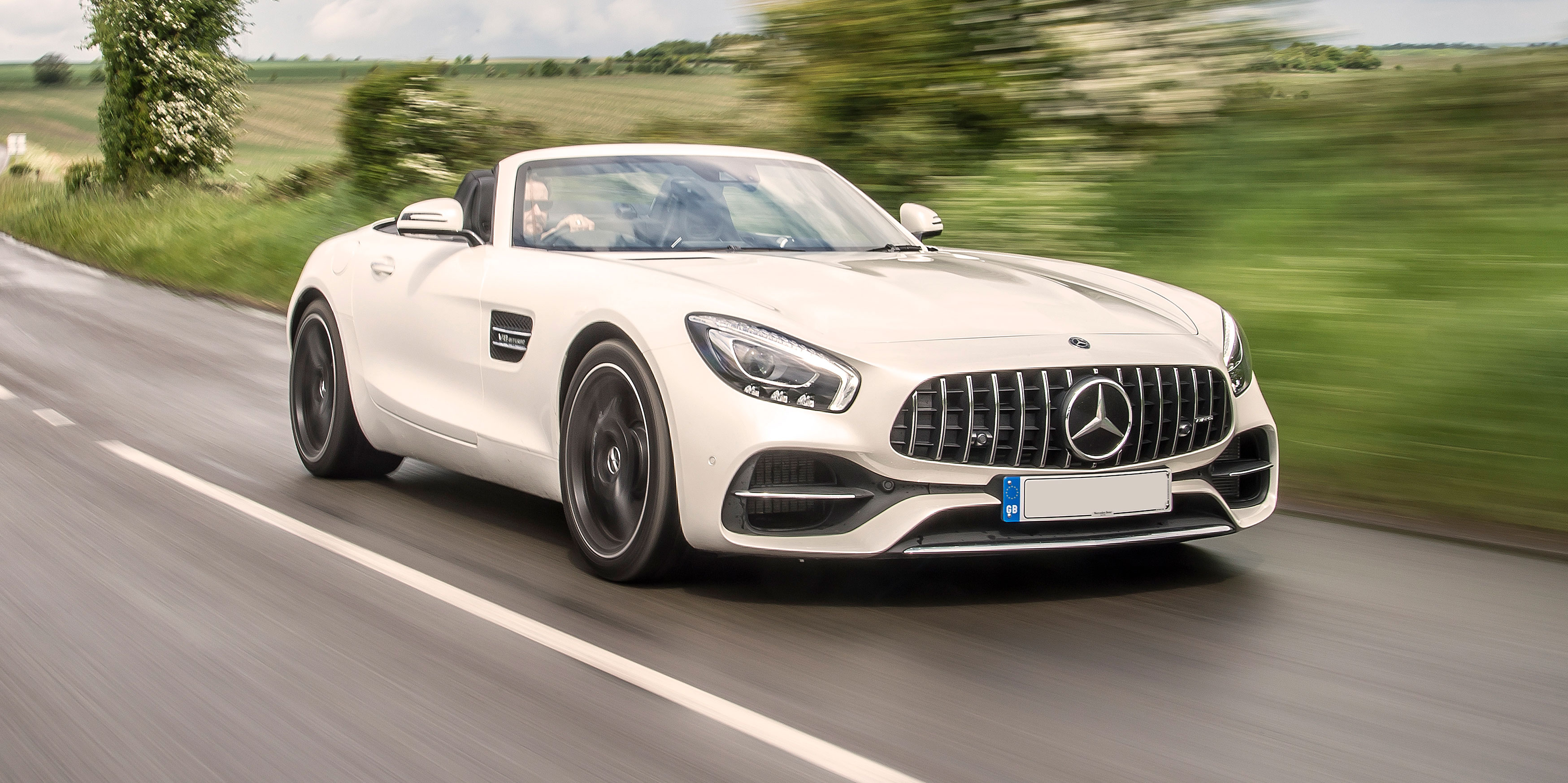 Mercedes Amg Gt Roadster Review 2021 Carwow