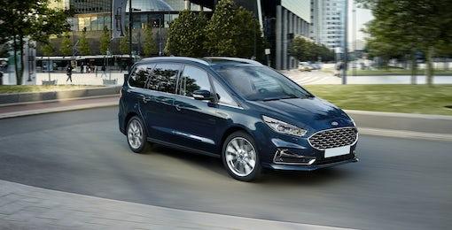 8. Ford Galaxy