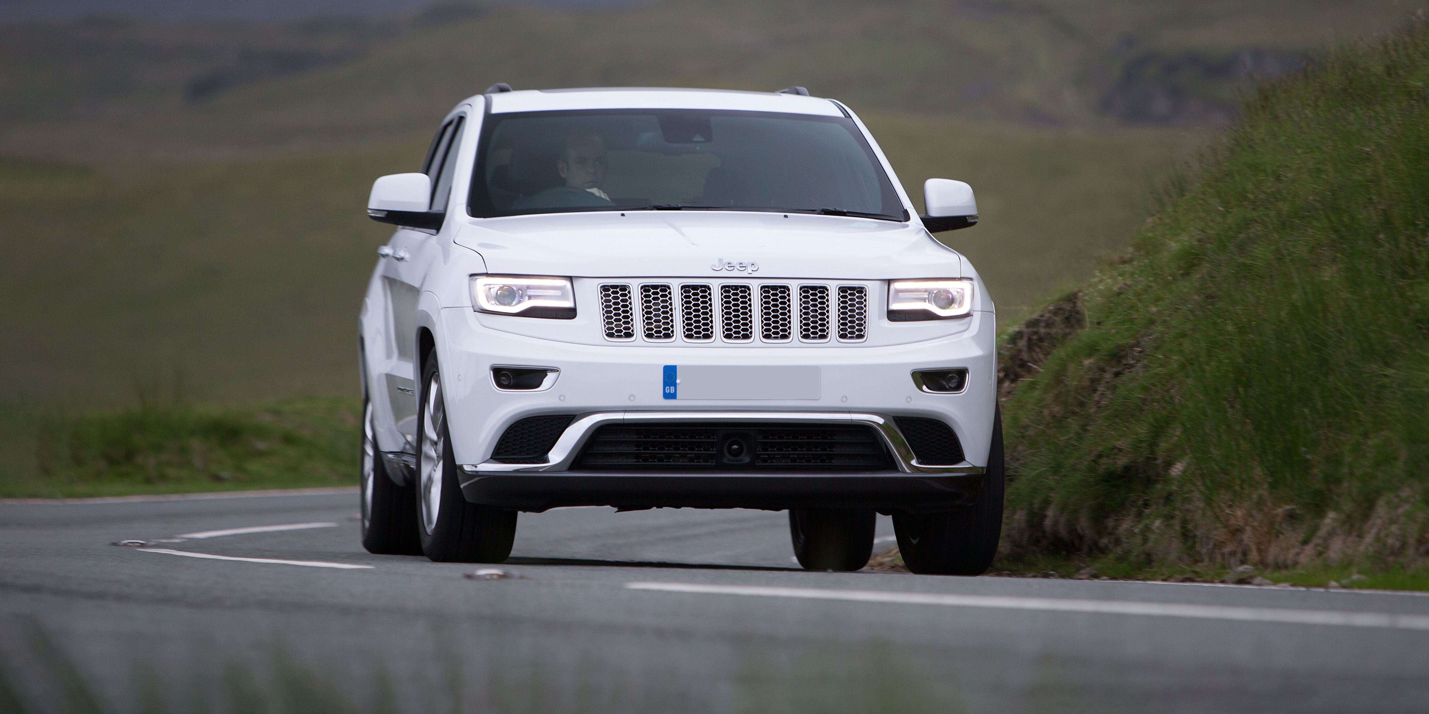 New Jeep Grand Cherokee Review | carwow