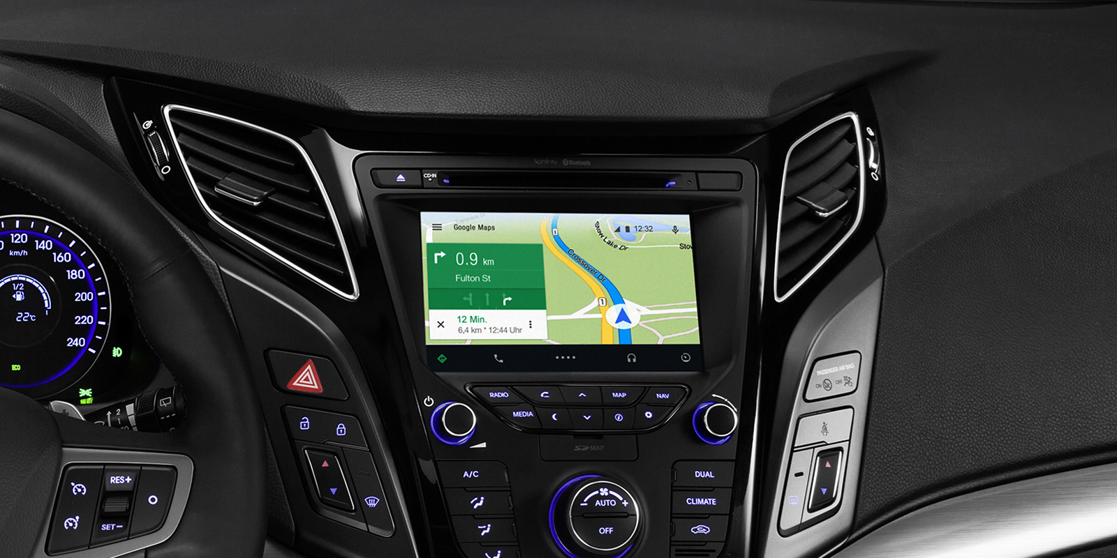 What is Android Auto? How does it work? | carwow