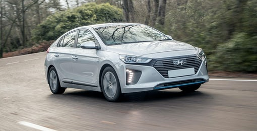 3. Hyundai Ioniq Plug-in