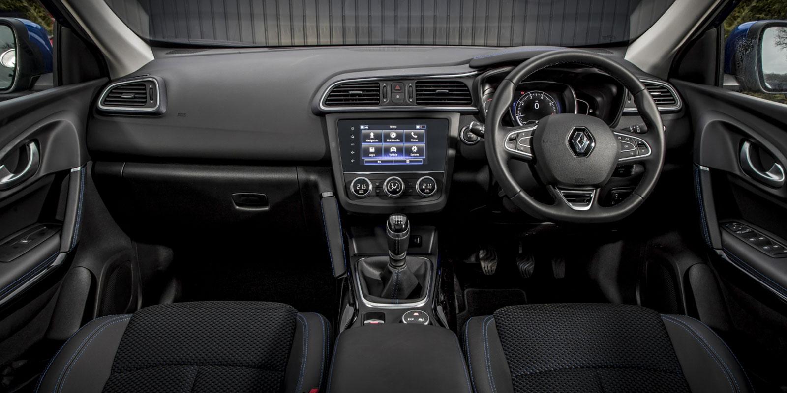 Renault Kadjar Interior Amp Infotainment Carwow