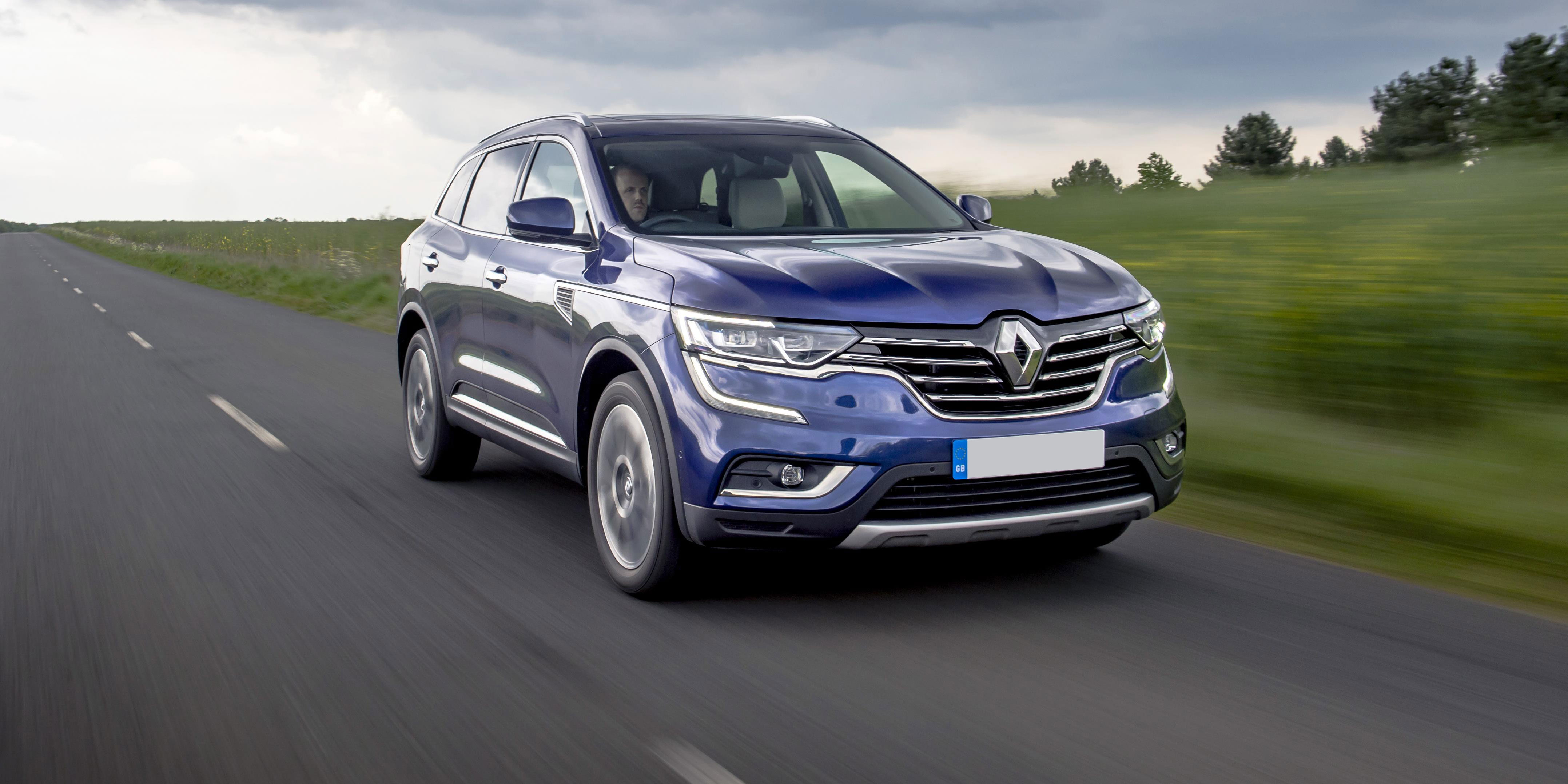 New Renault Koleos Review Carwow
