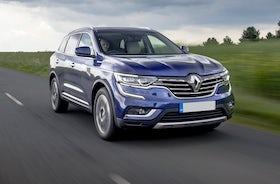 New Renault Koleos Review Carwow