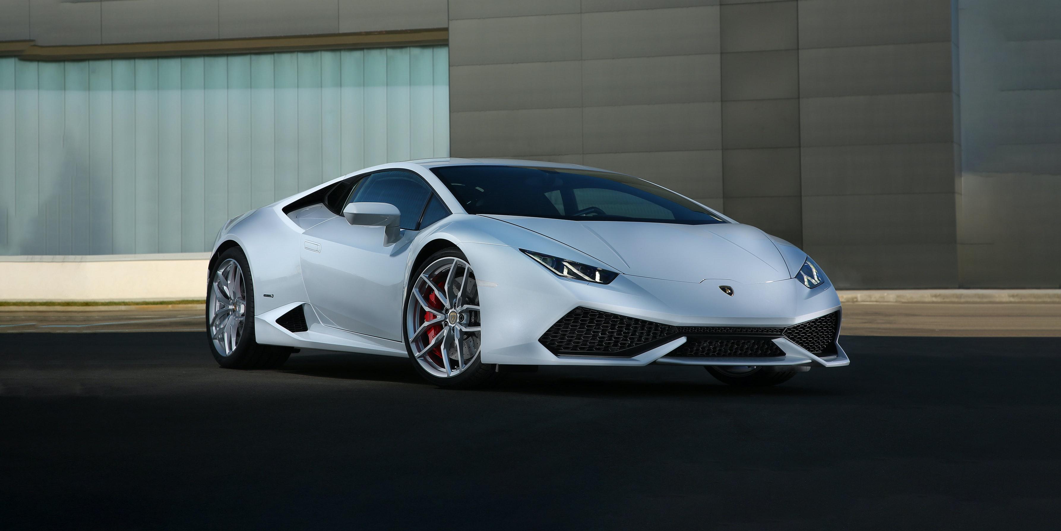 Lamborghini Huracan Review Carwow