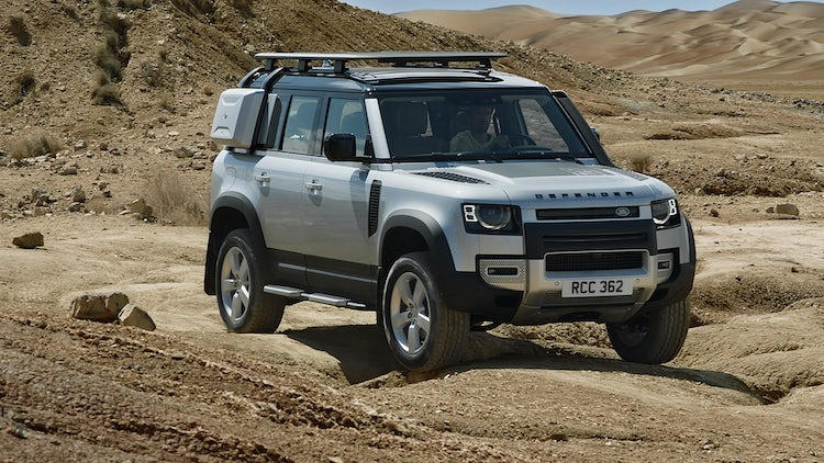New 2020 Land Rover Defender unveiled | carwow