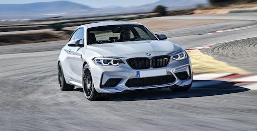 4. BMW M2