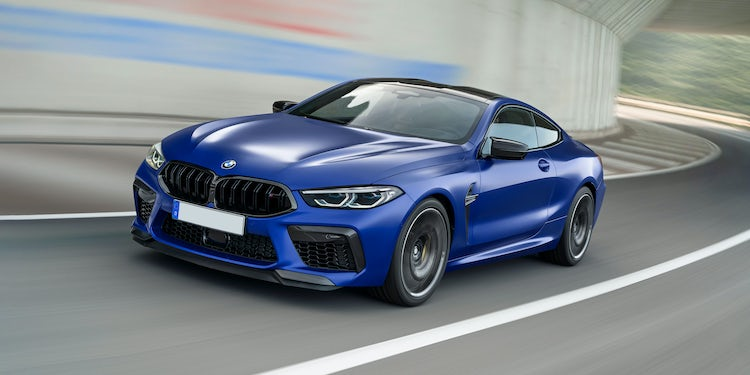 2019 Bmw M8 Competition Price Specs And Release Date Carwow