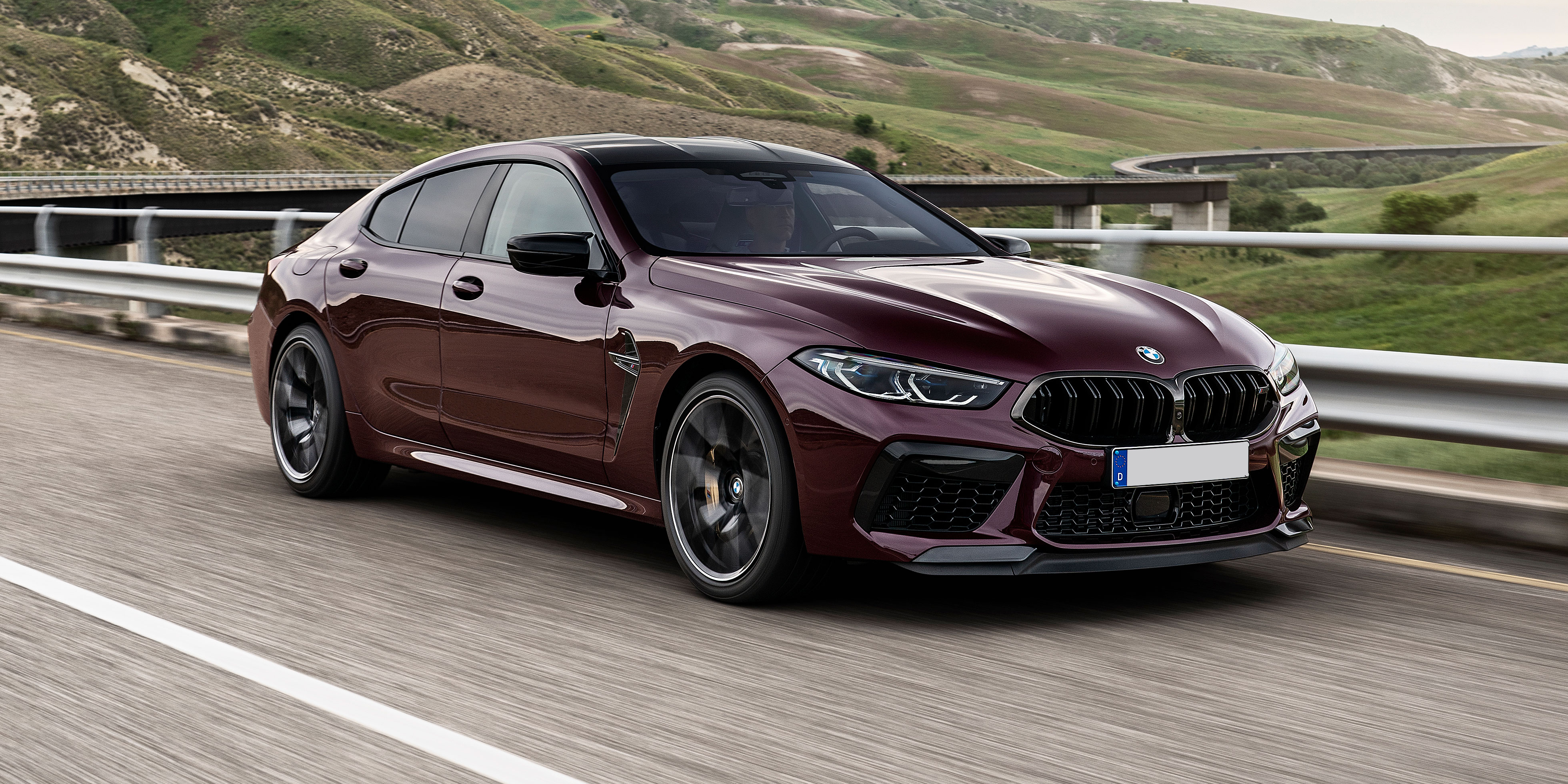 Bmw M8 Gran Coupe Review 2021 Carwow