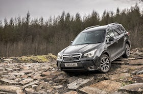 New Subaru Forester Review Carwow