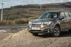 New Subaru Forester Review | carwow