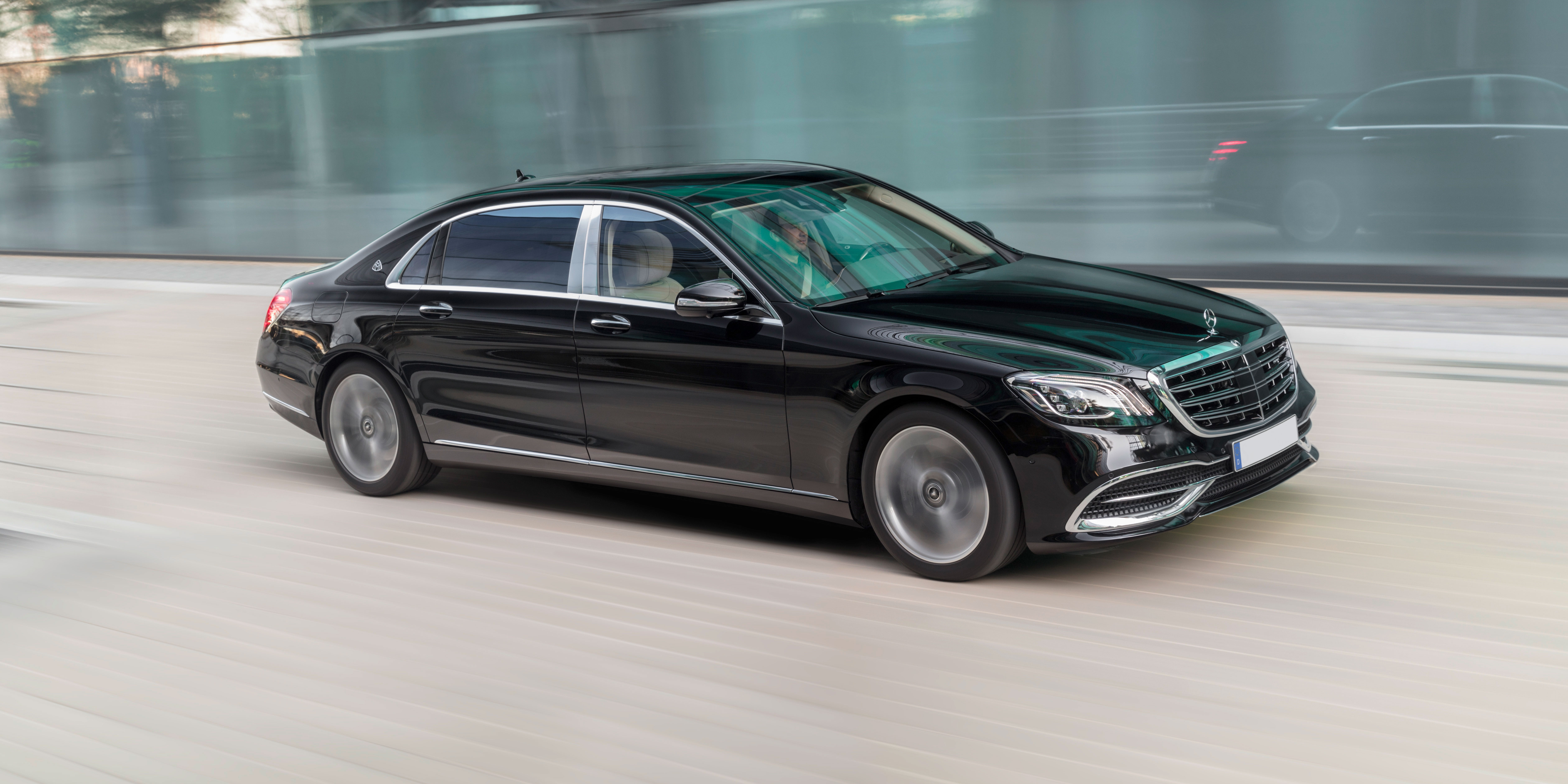 New Mercedes Maybach S Class Review Carwow