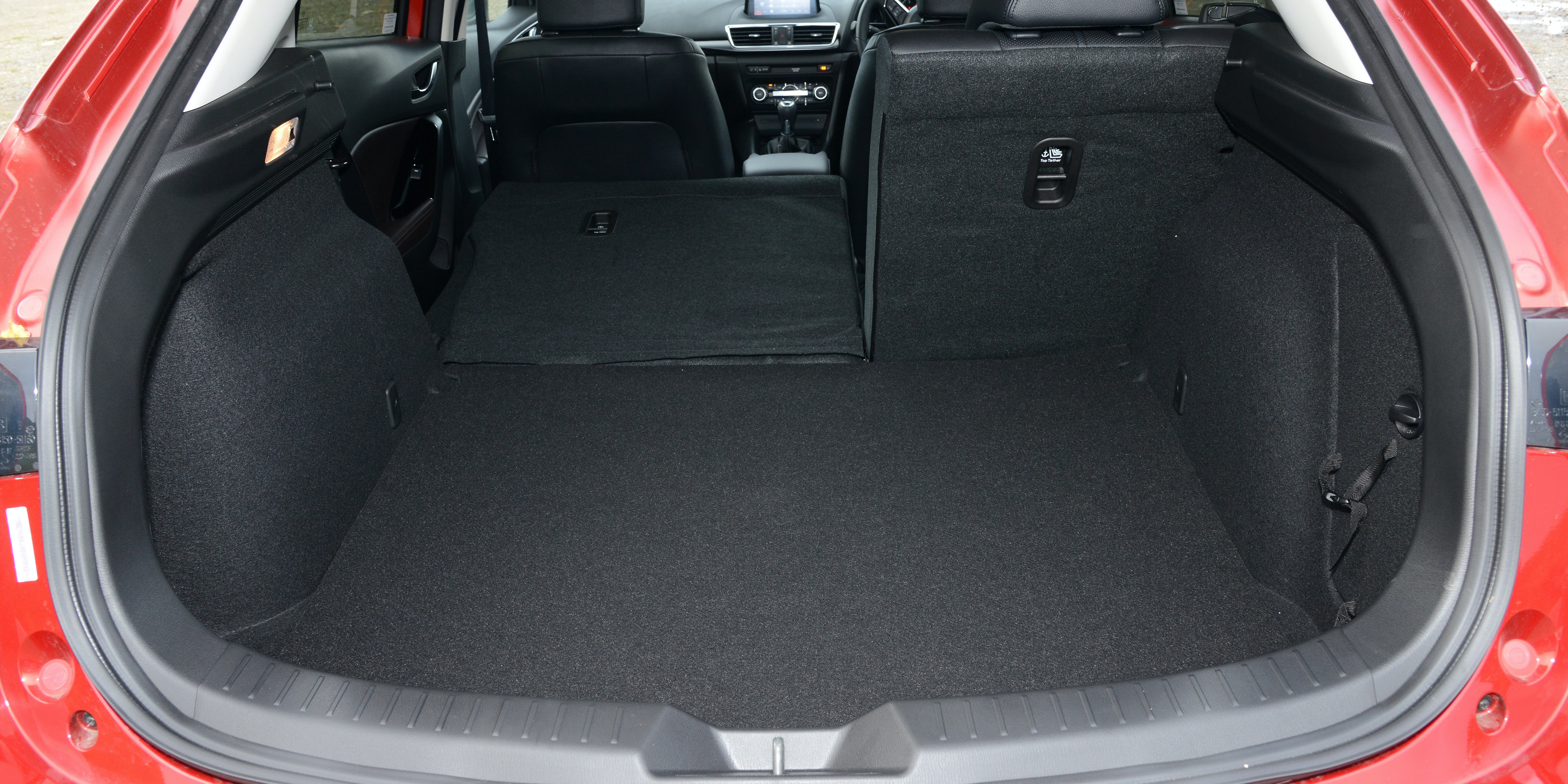 Mazda 3 Practicality And Boot Space Carwow