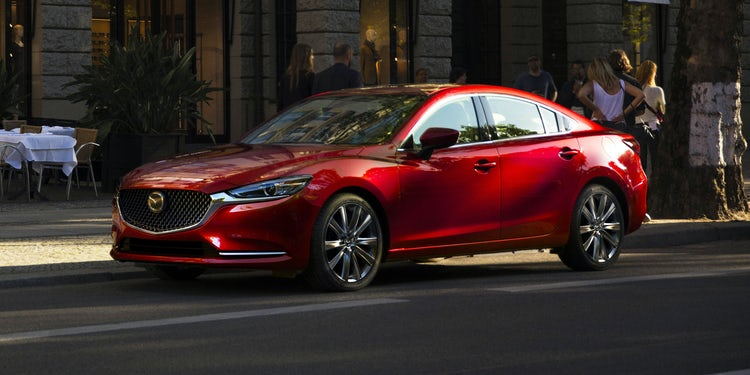 2018 Mazda 6 Price Specs And Release Date