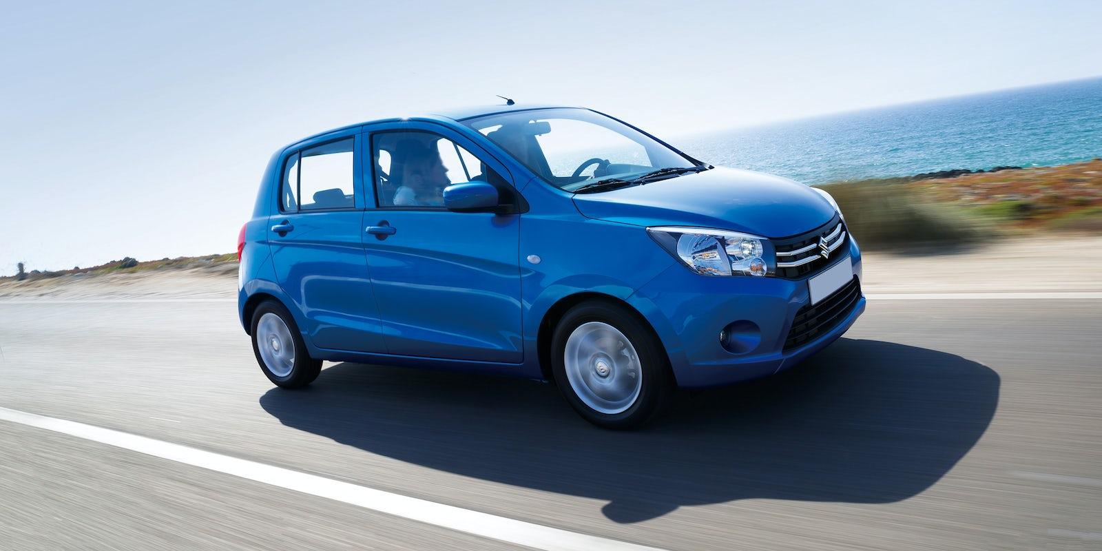 Used Cars Tucson >> New Suzuki Celerio Review | carwow