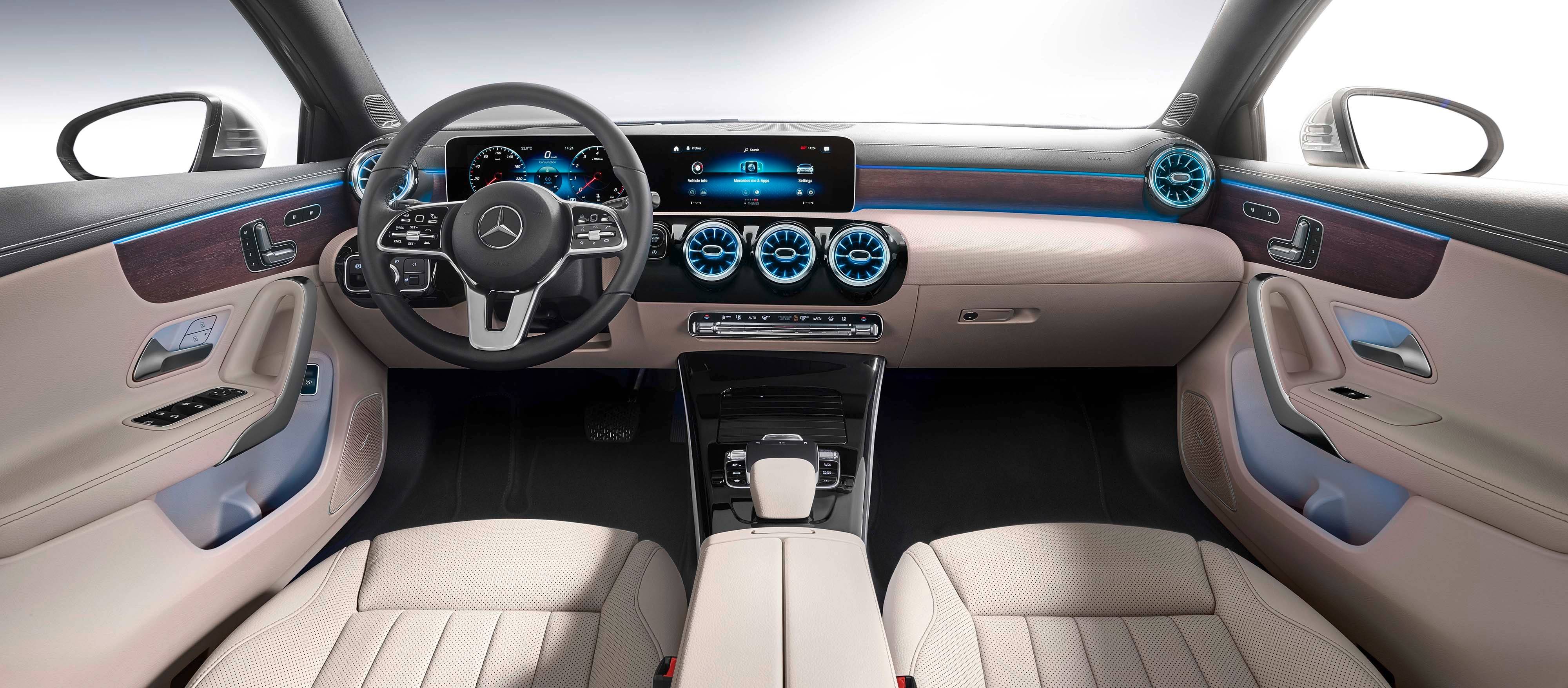 2019 Mercedes A Class Saloon Price Specs And Release Date Carwow