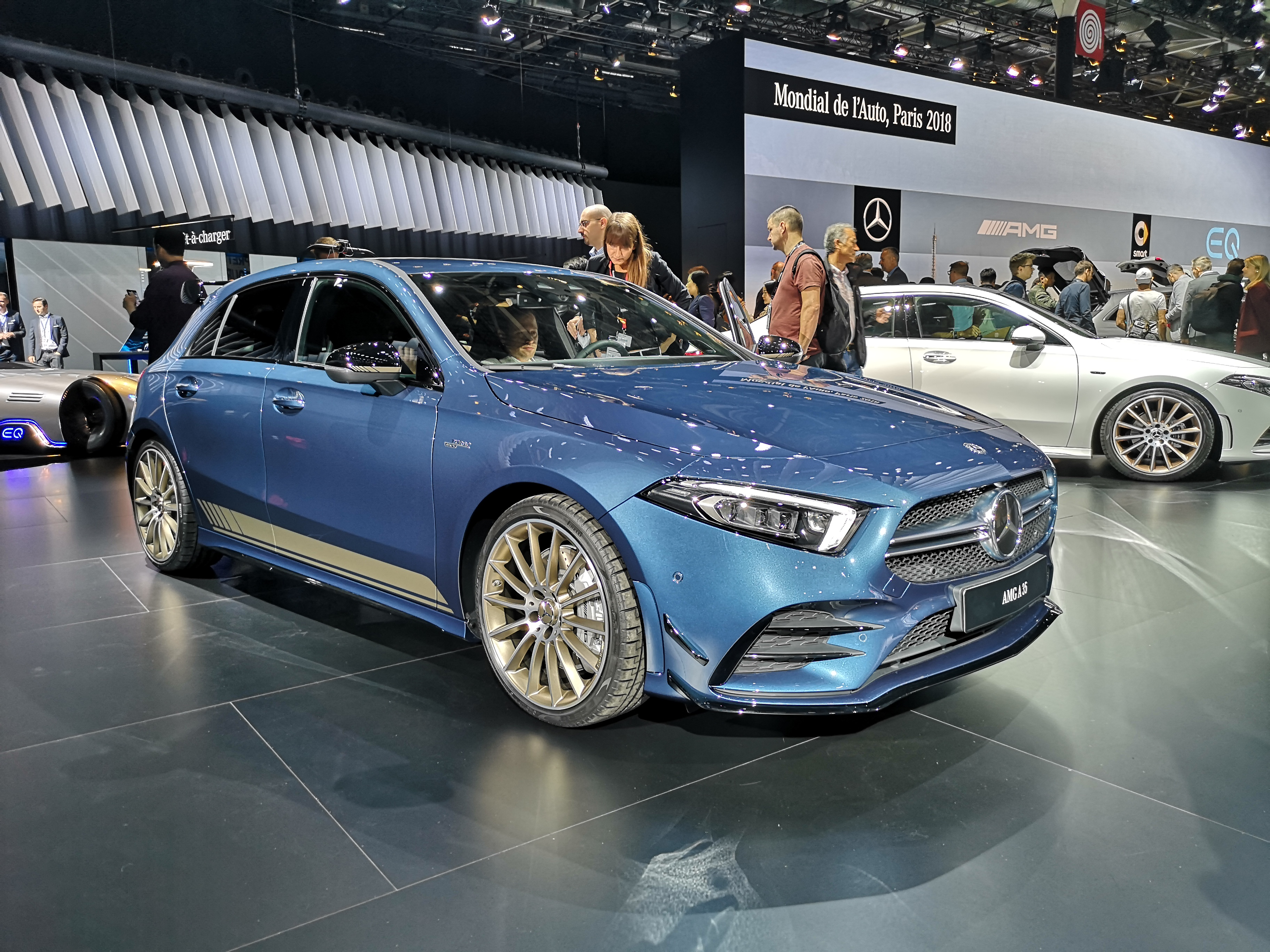 2019 Mercedes-AMG A35 price, specs and release date | | carwow