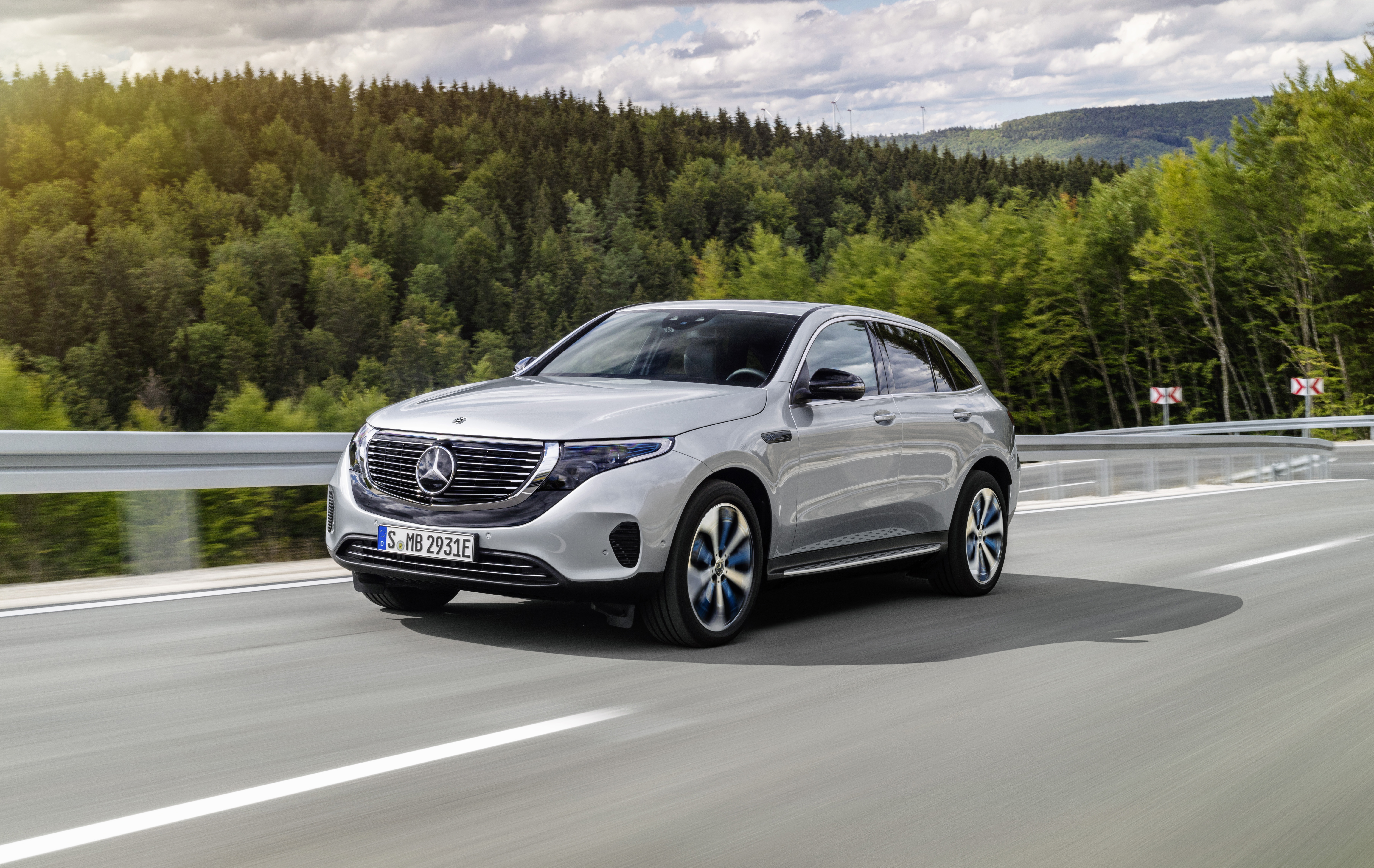 2019 Mercedes EQ C SUV | price, specs and release date ...