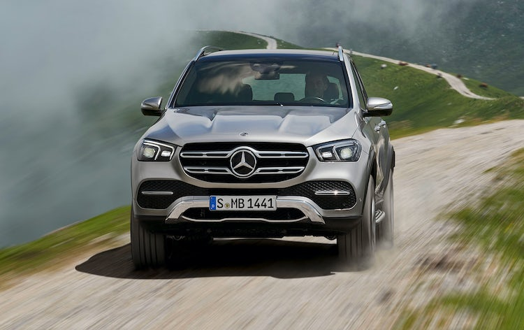2020 Mercedes – Benz GLB SUV Release Date And Plug-In Hybrid Specs >> 2019 Mercedes Gle Price Specs And Release Date Carwow