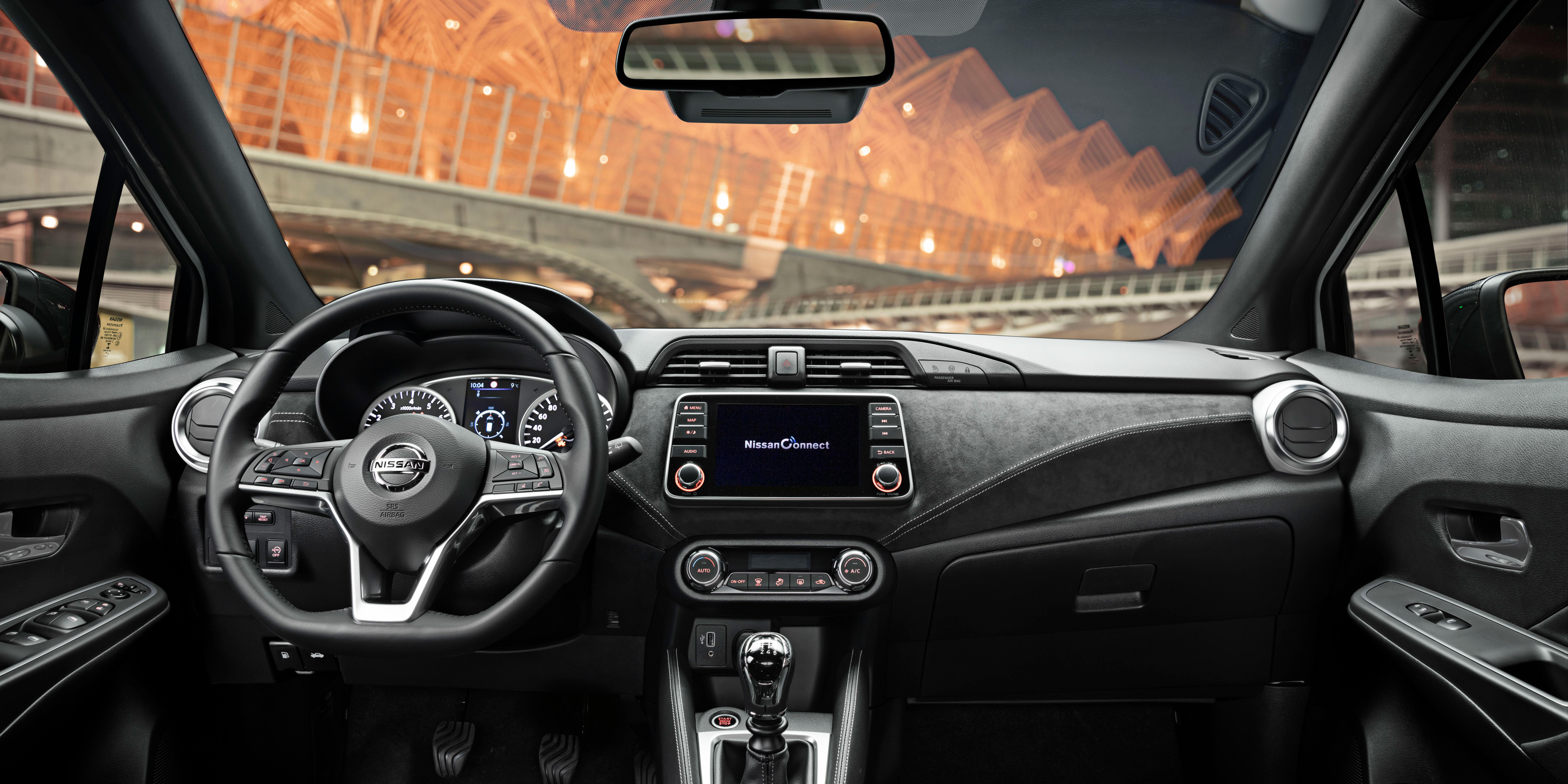 Nissan Micra Interior Infotainment Carwow