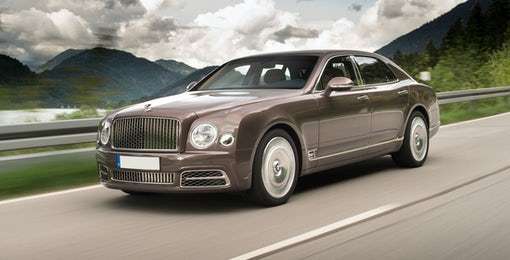 5. Bentley Mulsanne