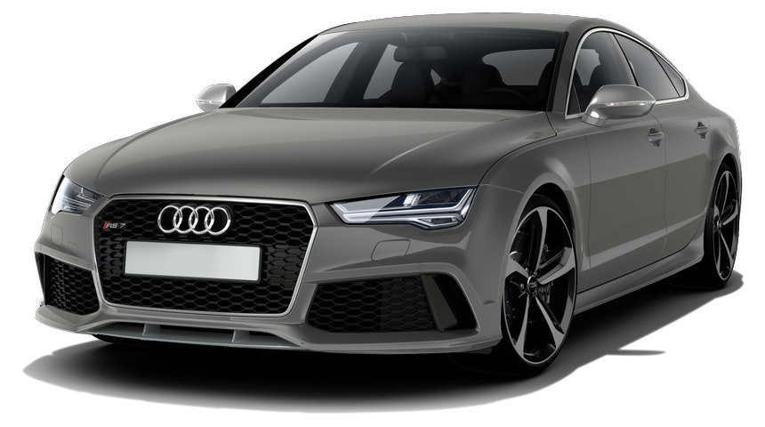 Audi A7 And Rs7 Colours Guide And Prices Carwow