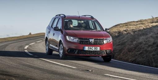 2. Dacia Logan MCV