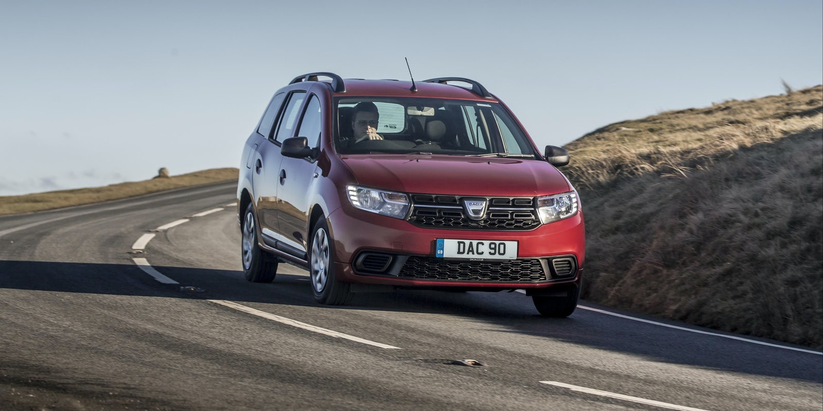 Dacia logan mcv review carwow the logan mcv is an awkward cross between suv and estate publicscrutiny Image collections