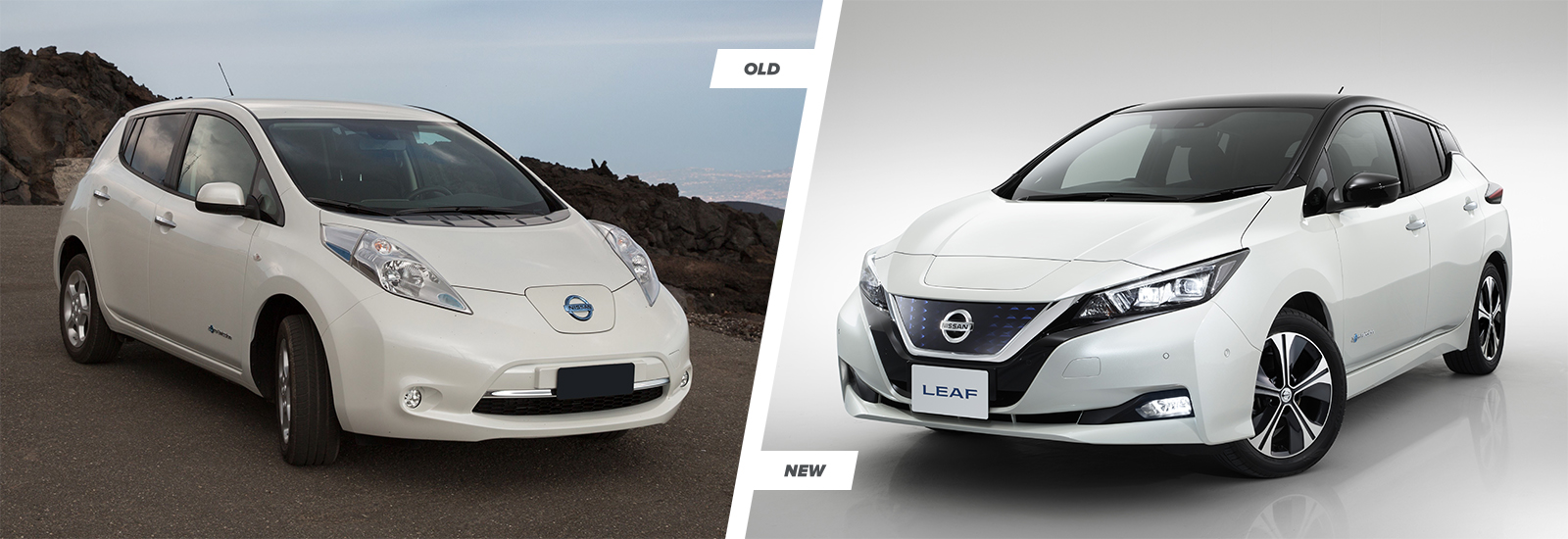 2018 nissan leaf specs. exellent leaf gone too is the deliberately strange body shape u2013 new car looks more  conventional to give it wider appeal the roof finished in a contrasting  throughout 2018 nissan leaf specs