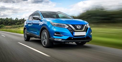 4. Nissan Qashqai