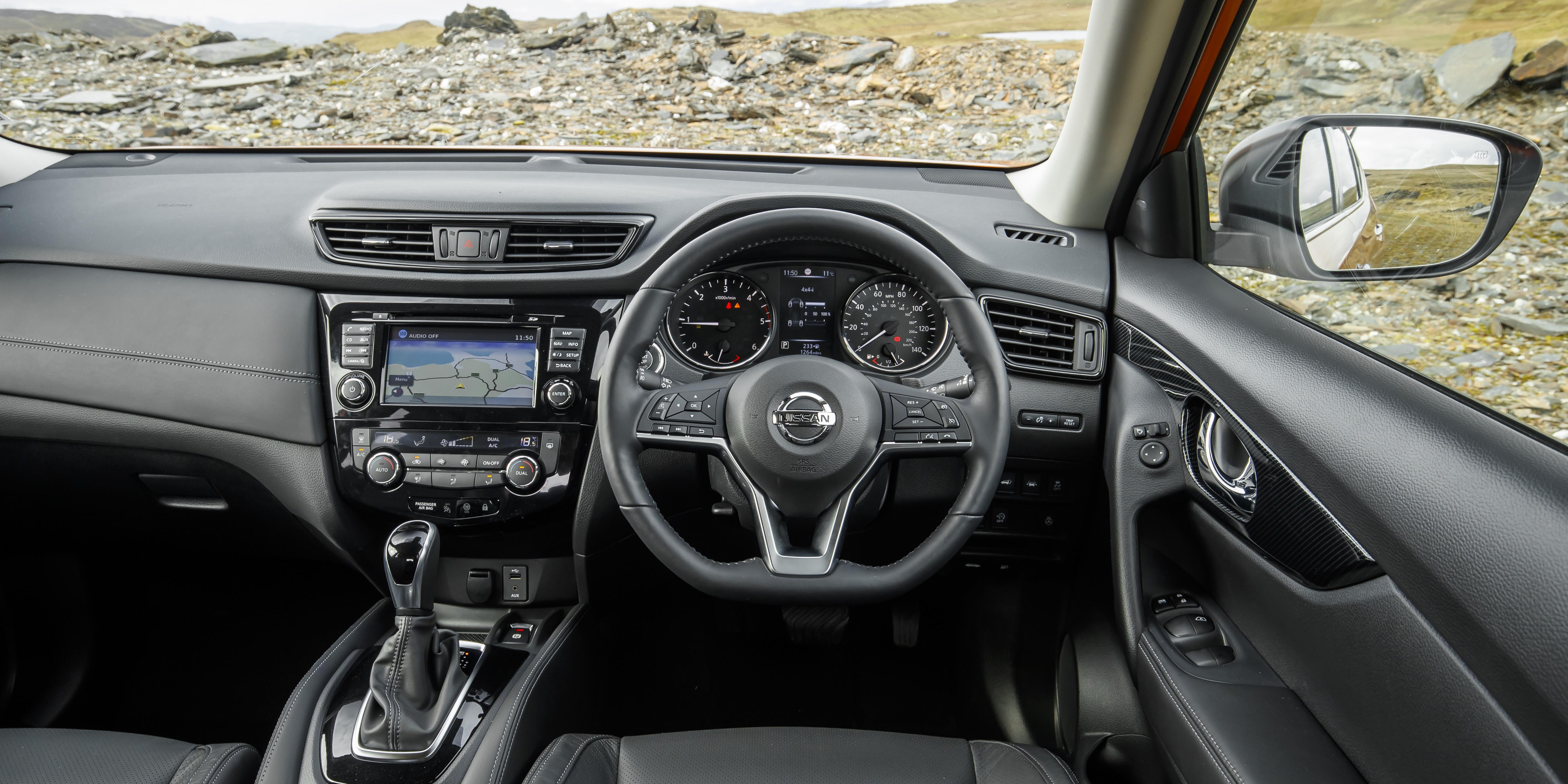 Nissan X-Trail Interior & Infotainment | carwow