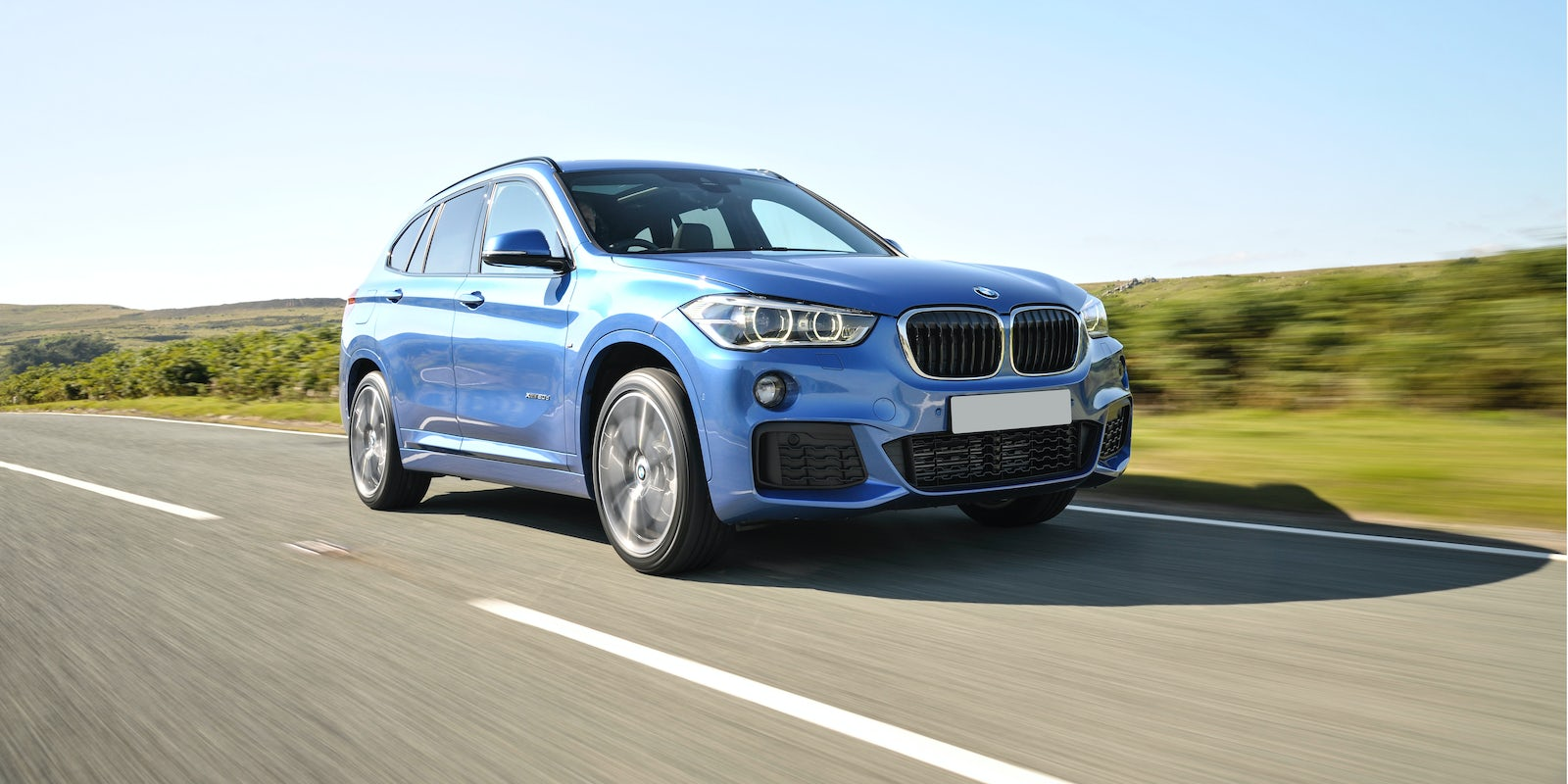 New BMW X1 Review