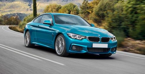 7. BMW 4 Series