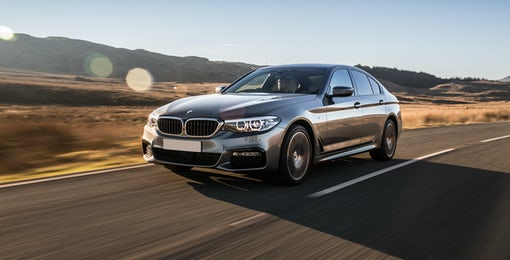4. BMW 5 series
