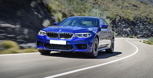 2. BMW M5