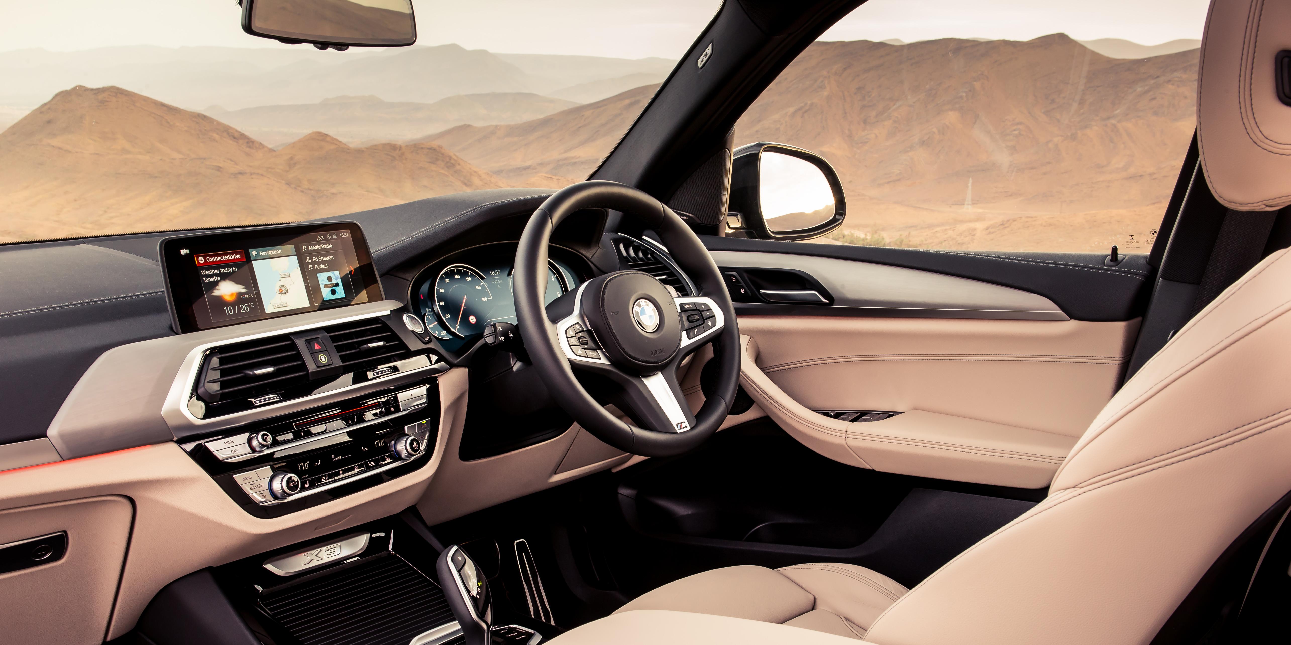 Dm Auto Leasing >> BMW X3 Interior & Infotainment | carwow