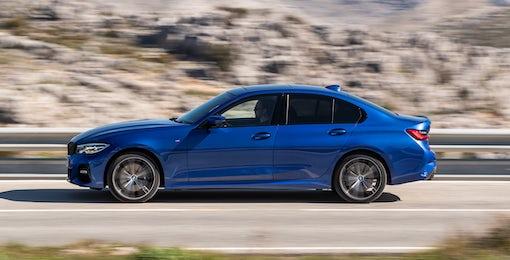 3. BMW 3 Series