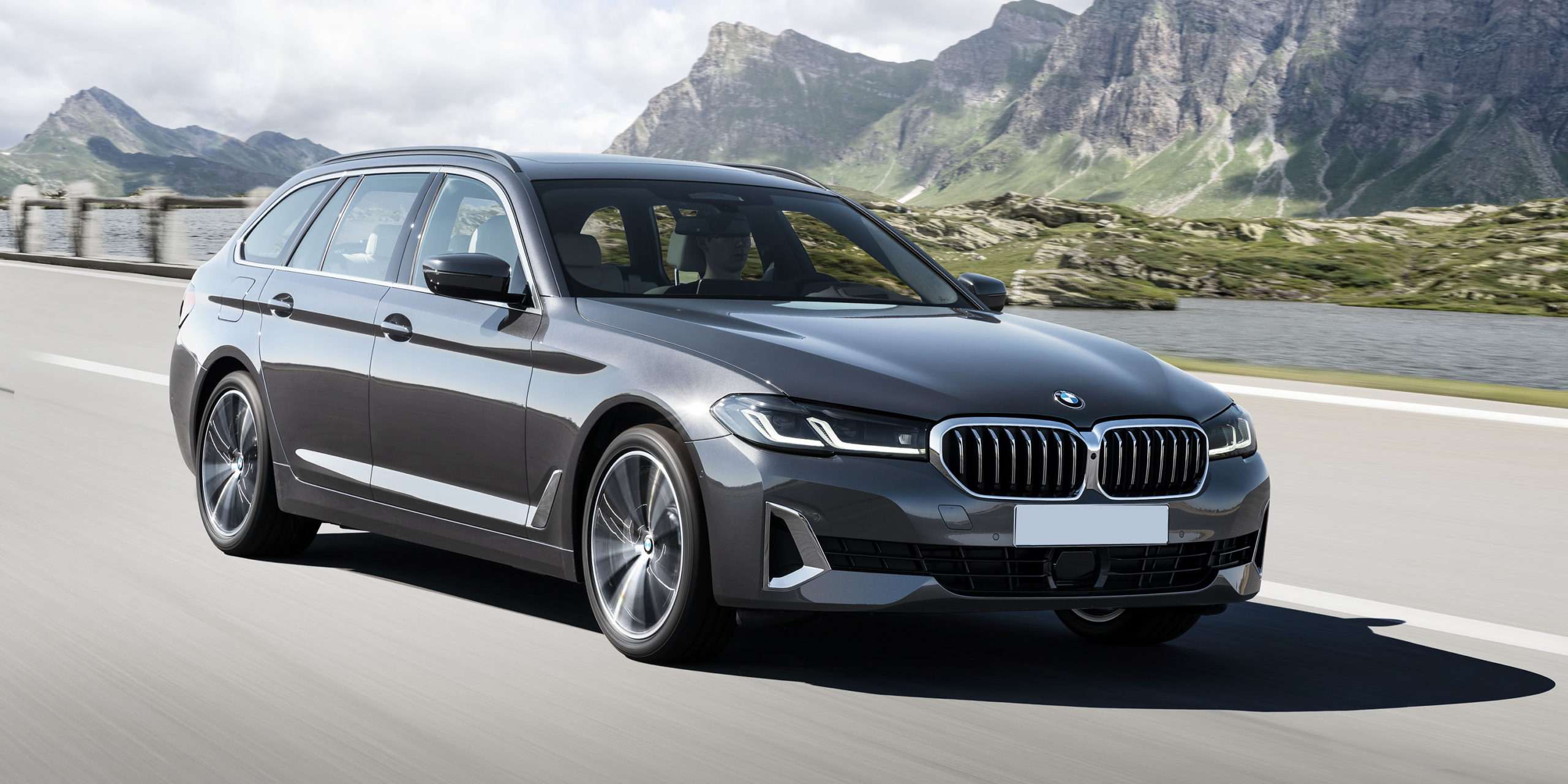 New Bmw 5 Series Touring Review Carwow