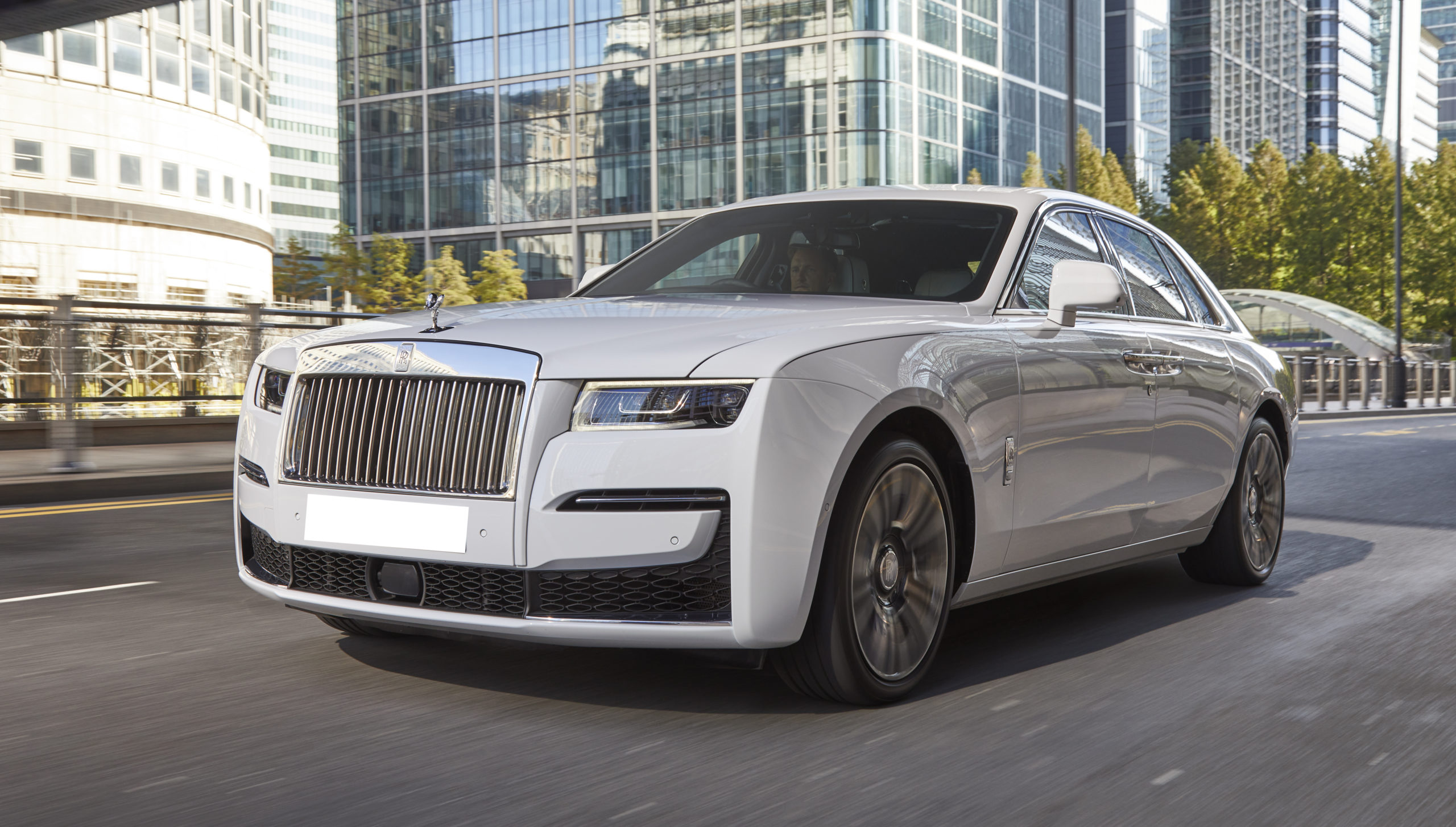Rolls Royce Ghost Review 2021 Carwow