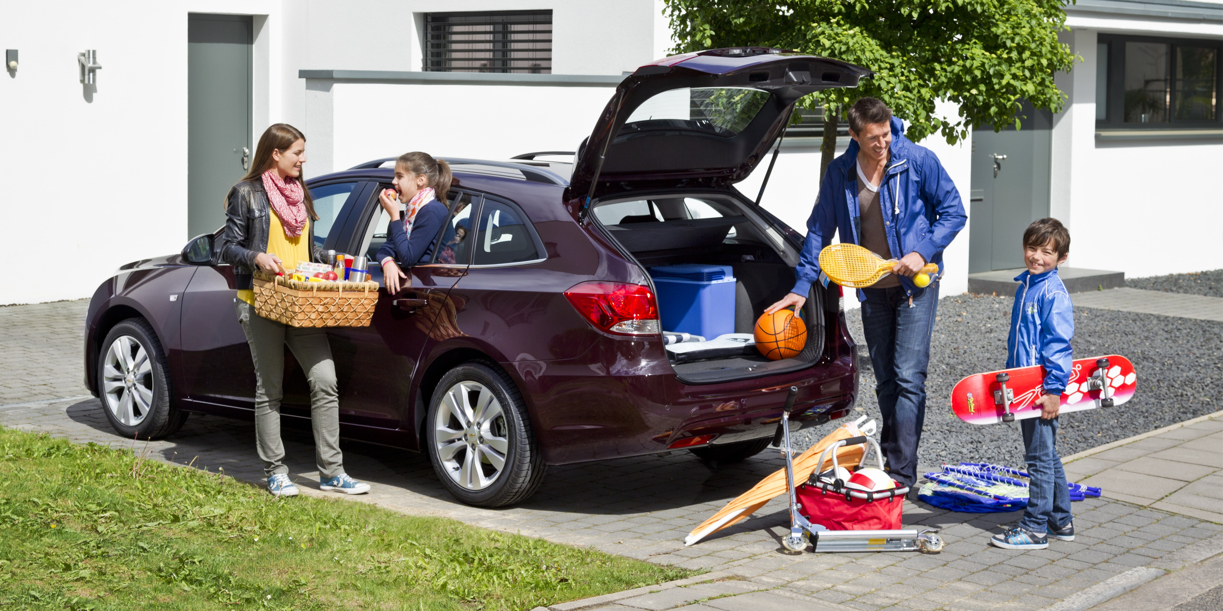 How To Pack Your Car For A Holiday Carwow