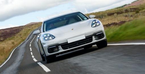 3. Porsche Panamera