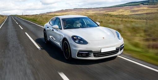 4. Porsche Panamera