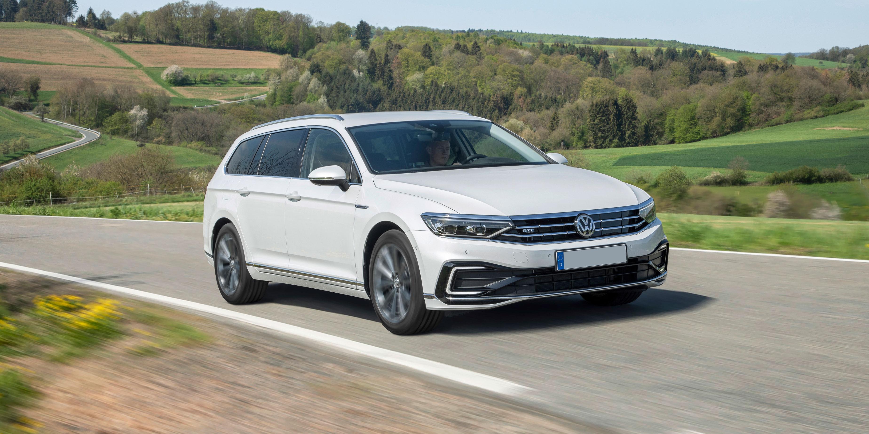 Volkswagen Passat Gte Estate Specifications Prices Carwow