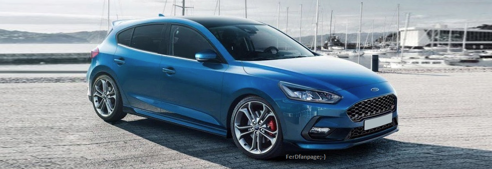2018 Ford Focus & Estate price specs release date | carwow