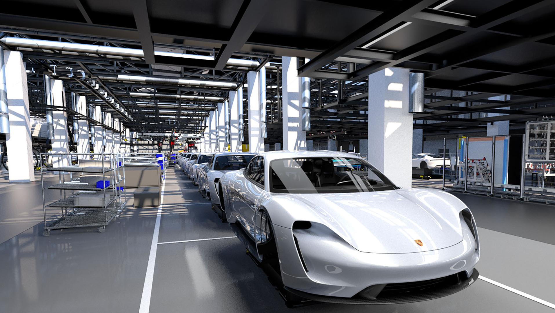 2020 Porsche Taycan price, specs and release date | carwow