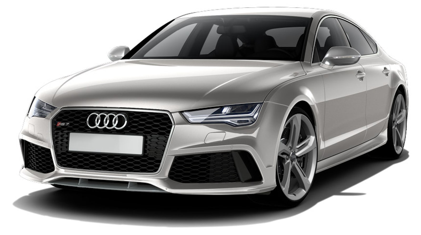 Audi A7 And Rs7 Colours Guide Prices Carwow 2017 Sportback With A Red Colour This High Tech Silver Should Give Your Futuristic Look Since Models Always Tend To Sell Well Theres No Reason Why Shouldnt Find Buyer